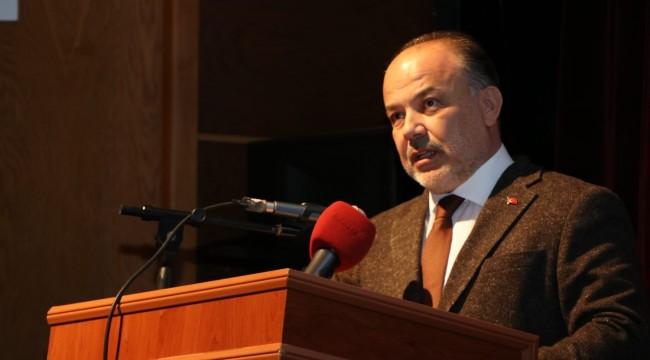 """Metin Yavuz; """"Yaygaralarla üreticinin değil, fırsatçıların ekmeklerine yağ sürüyorlar"""""""
