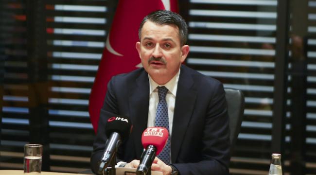 Tarım ve Orman Bakanı Pakdemirli: Türkiye sağlıklı gıda üreten bir ülkedir