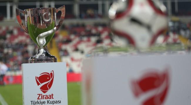 Türkiye Kupası'nda çeyrek ve yarı final eşleşmeleri belli oldu!