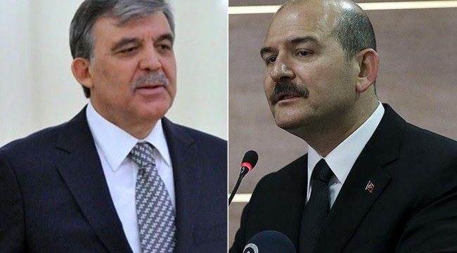 Abdullah Gül'den Süleyman Soylu'ya 'gezi olayları' yanıtı: Kasıtlı olarak çarpıtılması çok büyük ayıp