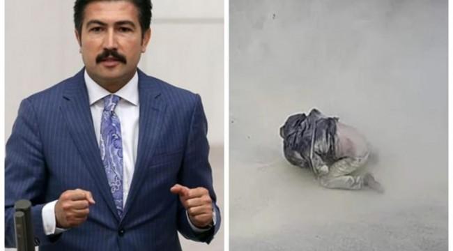 AK Parti'den kendini yakan Adem Yarıcı ile ilgili açıklama: 7 yılda 44 bin lira yardım yapıldı