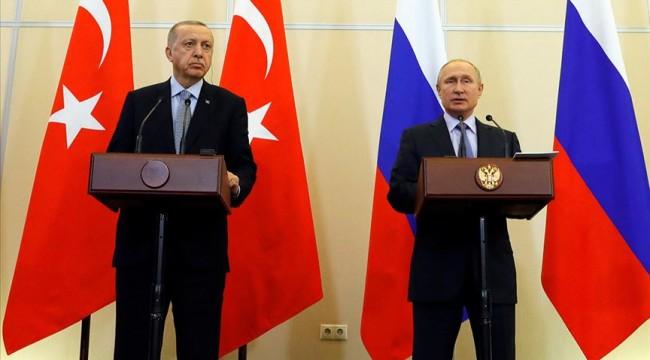Altun: Erdoğan ve Putin yüz yüze görüşecek