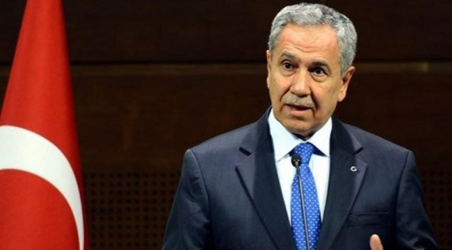 Arınç'tan Erdoğan ve AK Parti'ye flaş uyarı: Davutoğlu ve Babacan konuşursa testi çatlar..