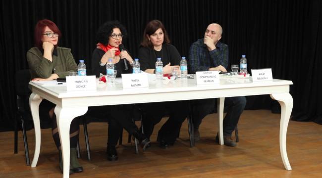 Bayraklı'da 'Dünya Öykü Günü' Paneli