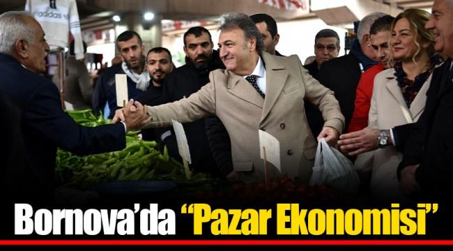 "Bornova'da ""Pazar Ekonomisi"""