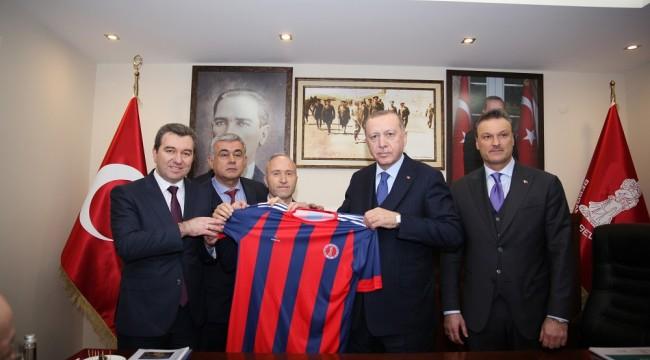 Cumhurbaşkanı Erdoğan'dan Bergama için beklenen müjdeler