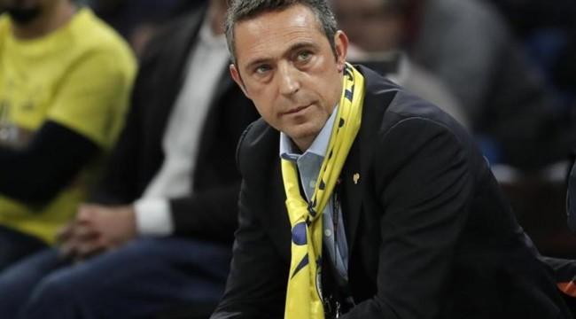 Fenerbahçe Başkanı Ali Koç'tan derbi sonrası ilk açıklama: Hataydı…