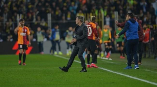 Fenerbahçe teknik direktörü Ersun Yanal PFDK'ya sevk edildi