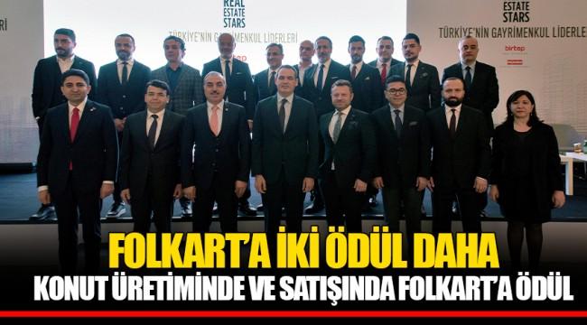 FOLKART'A İKİ ÖDÜL DAHA