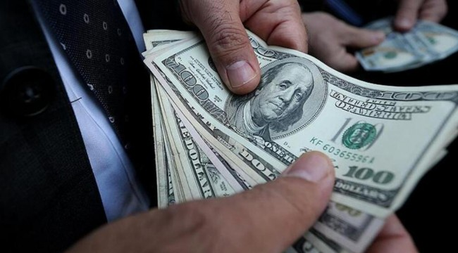 Güne 6.15'ten başlayan dolar son 9 ayın en yüksek seviyesinde