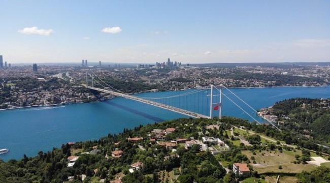 Köprü ve otoyollardan ocak ayında 189.5 milyon lira gelir elde edildi