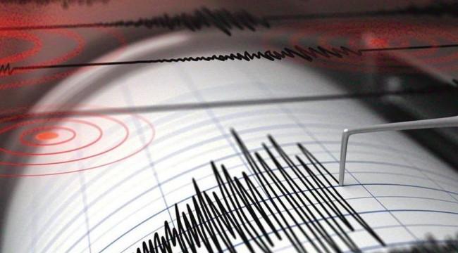 Manisa'da 5.2'lik deprem