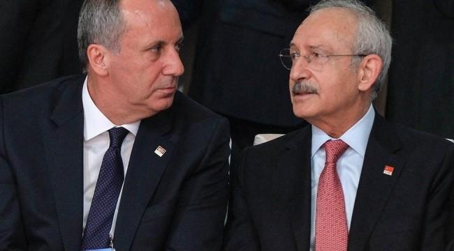 Muharrem İnce, Kılıçdaroğlu ile görüştü