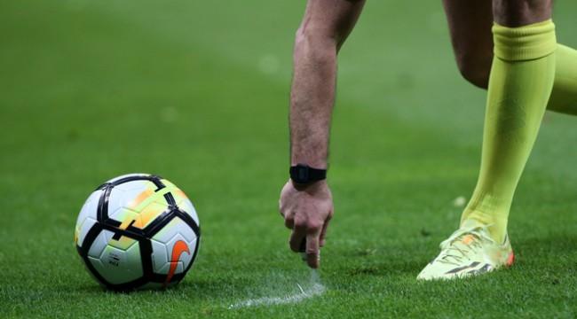 Süper Lig'de 24. haftanın hakemleri açıklandı