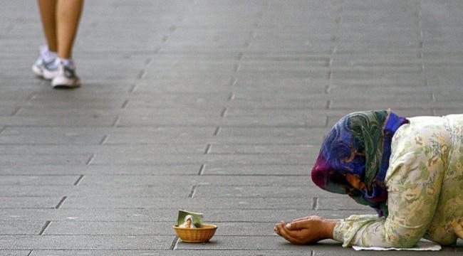 Türkiye'de bireysel yardım en çok dilencilere yapılıyor