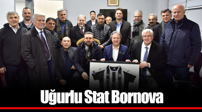 Uğurlu Stat Bornova