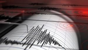 Adana'da peş peşe depremler