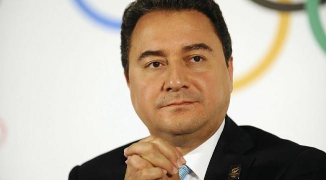 Ali Babacan, oy birliği ile DEVA Partisi'nin Genel Başkanı seçildi