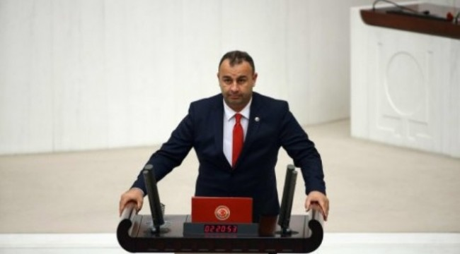 CHP'Lİ ARSLAN'DAN AKP'Lİ KAYA'YA SERT TEPKİ