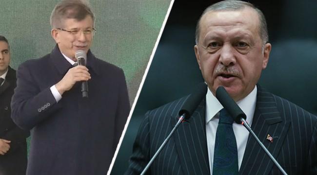 Davutoğlu'ndan Erdoğan'a 'Telefon' yanıtı