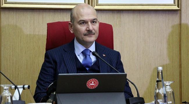 İçişleri Bakanı Süleyman Soylu: Otobüsler açısından sıkıyönetim ilan edilmiştir