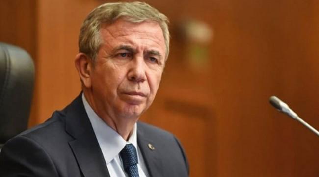 İddia: Ak Parti kulislerinde muhalefetin adayının Mansur Yavaş olduğu konuşuluyor