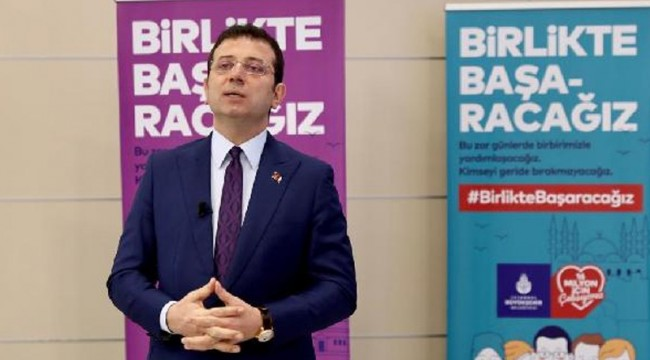 İmamoğlu: Türkiye için olmuyorsa, en azından İstanbul için kontrollü bir kısıtlama bekliyoruz