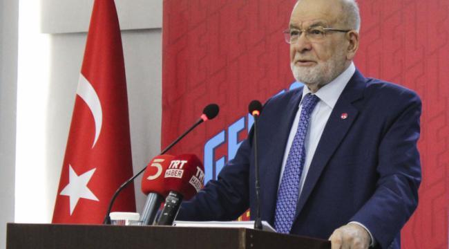 Karamollaoğlu: 'Müslümanın müslüman ile savaşı dursun' dediğimizde ne Esadcılığımız kaldı ne Ergenekonculuğumuz