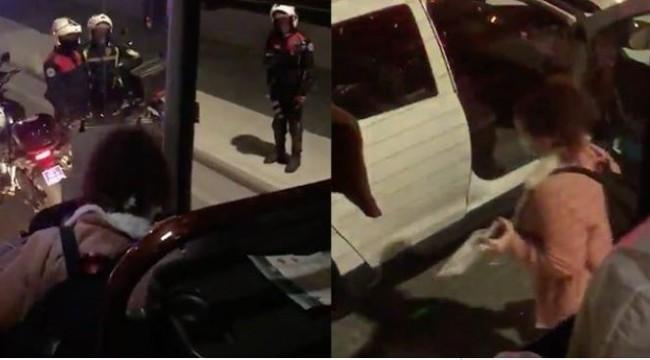Karantina otobüsünden yolcu indirilmişti: Fatura Vali Yardımcısı'na çıkarıldı