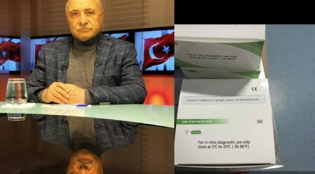 Oğlunun koronavirüs testi sattığı iddia edilen AK Parti'li vekil Tamer: Yalan, beni yıpratmak istiyorlar