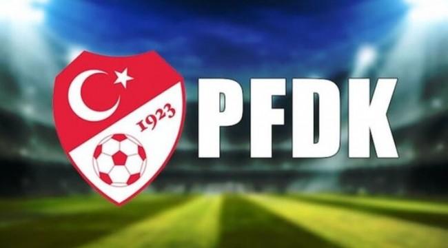 PFDK, Süper Lig'den 8 kulübe para cezası verdi