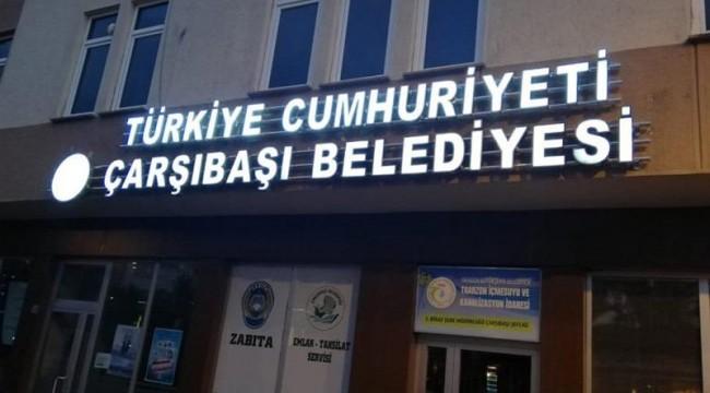 Trabzon'da ilçe belediye başkanı ve personel karantinaya alındı