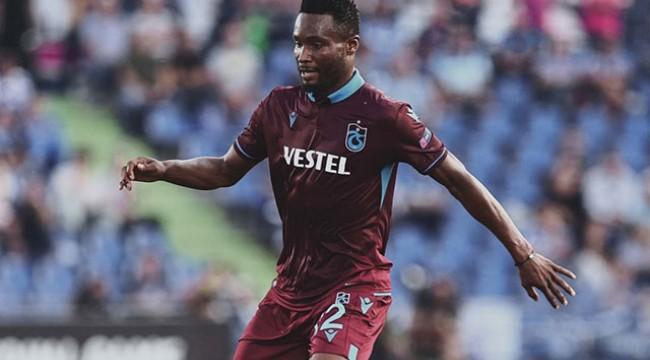 Trabzonsporlu Mikel: Sezon iptal edilmeli