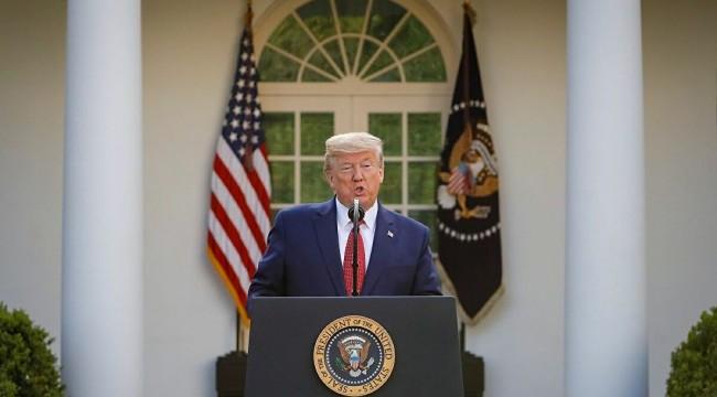 Trump: İki hafta içinde ölümler tavan yapacak