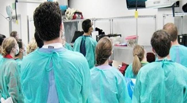 Ukrayna'da tıp fakültesi öğrencileri göreve çağrıldı