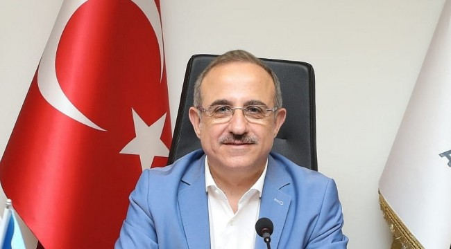 AK Parti İzmir İl Başkanı Kerem Ali Sürekli,