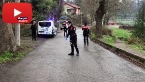 Devriye görevi atan polis ekipleri vatandaşlara moral için oyun havası çaldı
