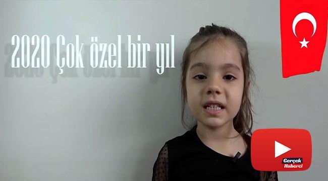 Minik Asya'nın 23 Nisan videosu paylaşım rekoru kırıyor