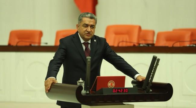 """Serter: """"İzmir Limanı'nı çağdışılıktan kurtarın"""""""