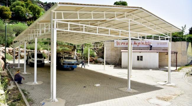 Bornova'da yatırımlara devam