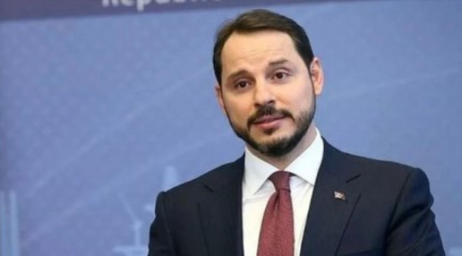 Hazine ve Maliye Bakanı Albayrak: İşletmelerimizin devlet olarak arkasında durmayı sürdüreceğiz