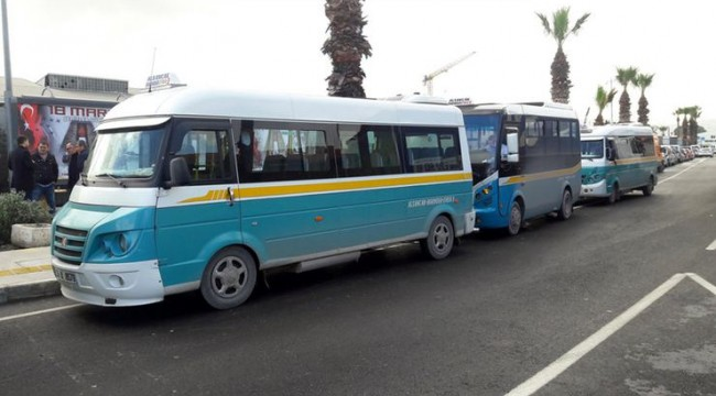 İzmir'de minibüs ücretlerine yüzde 25 korona virüsü zammı