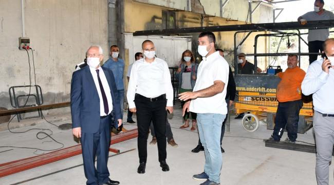 Karabağlar Belediyesi hizmet kalitesini artırmak için çalışıyor