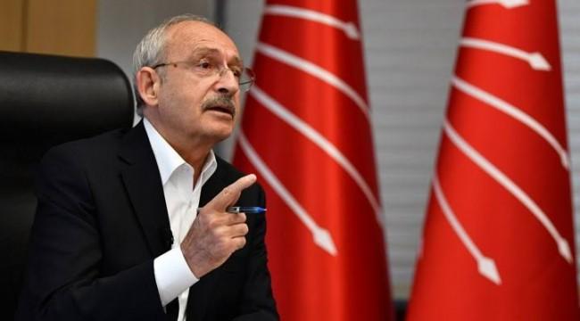 Kılıçdaroğlu'ndan Erdoğan'a tepki: 'Haksız yere bir siyasal partiyi suçlaması en hafif deyimiyle alçaklıktır'