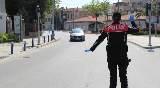 Kısıtlama kurallarına uymayan bin 188 kişiye ceza kesildi