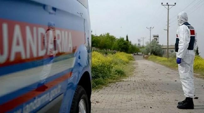 Konya'da kargo görevlisinde koronavirüs çıktı, mahalle karantinaya alındı