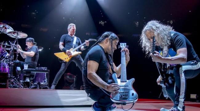 Metallica'dan hayranlarına karantina sürprizi: 'Blackened 2020' ücretsiz yayınlandı