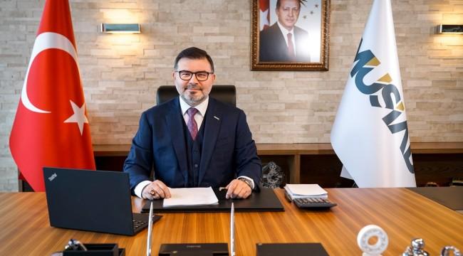 MÜSİAD İzmir Başkanı Saygılı, ilk çeyrek büyüme rakamlarını değerlendirdi