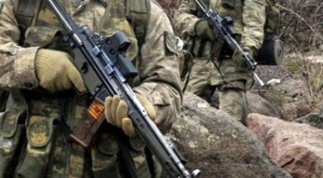 PKK'nın karargahı çöktü, 5 terörist etkisiz hale getirildi