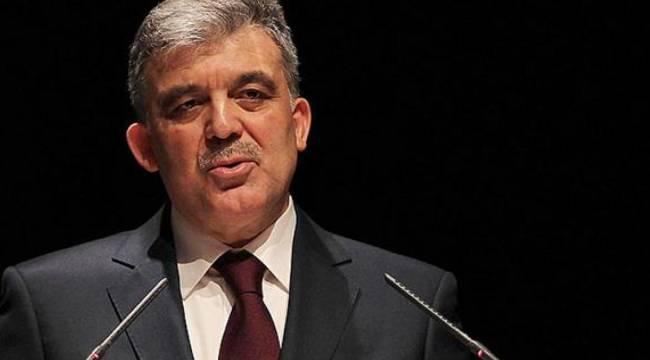 11. Cumhurbaşkanı Gül'den baro düzenlemesi iddiaları hakkında açıklama